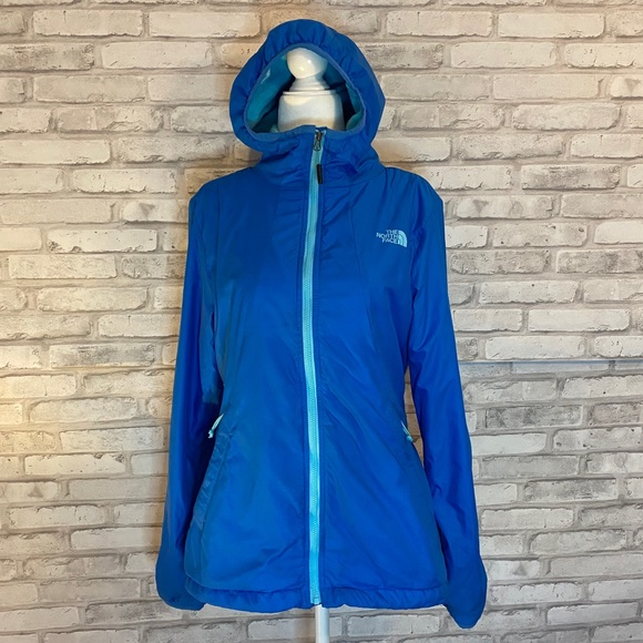 The North Face Jackets & Blazers - The North Face Blue Jacket Size Medium